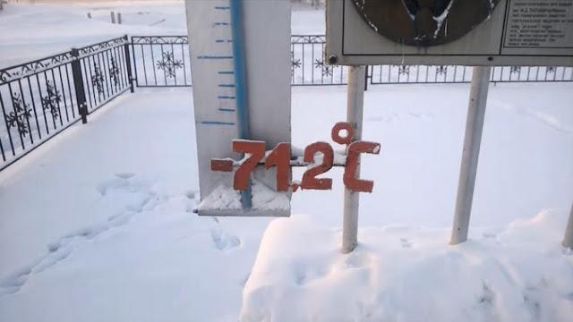 Το χωριό με την πιο χαμηλή θερμοκρασία στον κόσμο (pics)