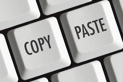 Causes of Bloggers Copy and Paste