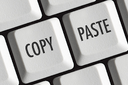 4 Causes of Bloggers Copy and Paste Other People's Articles