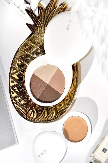 Lilah B. B. Stunning palette perfection eye quad