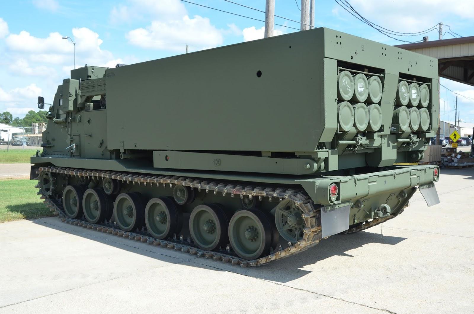 Реанімація реактивної артилерії у США