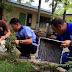 SM City Iloilo employees join Brigada Eskwela