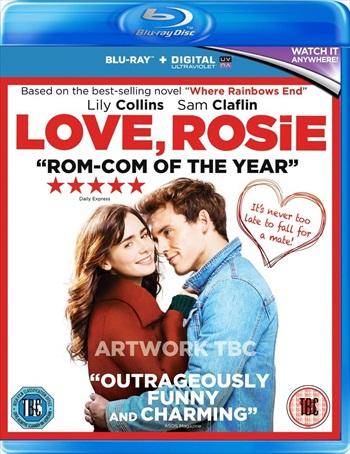 Love Rosie 2014 Dual Audio Hindi 720p BluRay 900mb