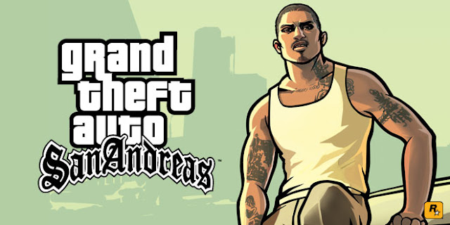 Grand Theft Auto: San Andreas cover 1