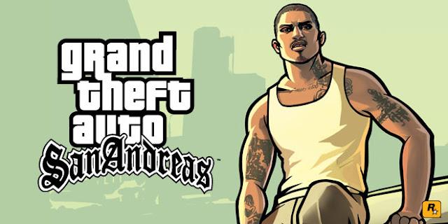 Grand Theft Auto: San Andreas cover 1