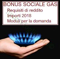 bonus gas per pagare la bolletta