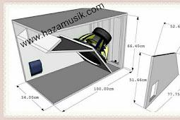 hebooh...! box speaker 18inch suara speaker bisa jauh