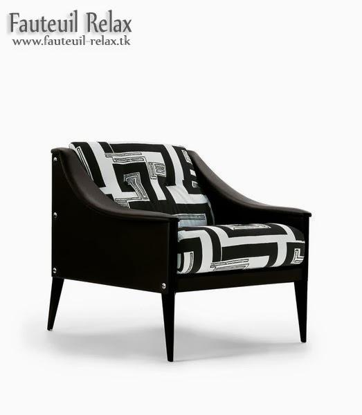 fauteuil contemporain en cuir dezza fauteuil relax. Black Bedroom Furniture Sets. Home Design Ideas