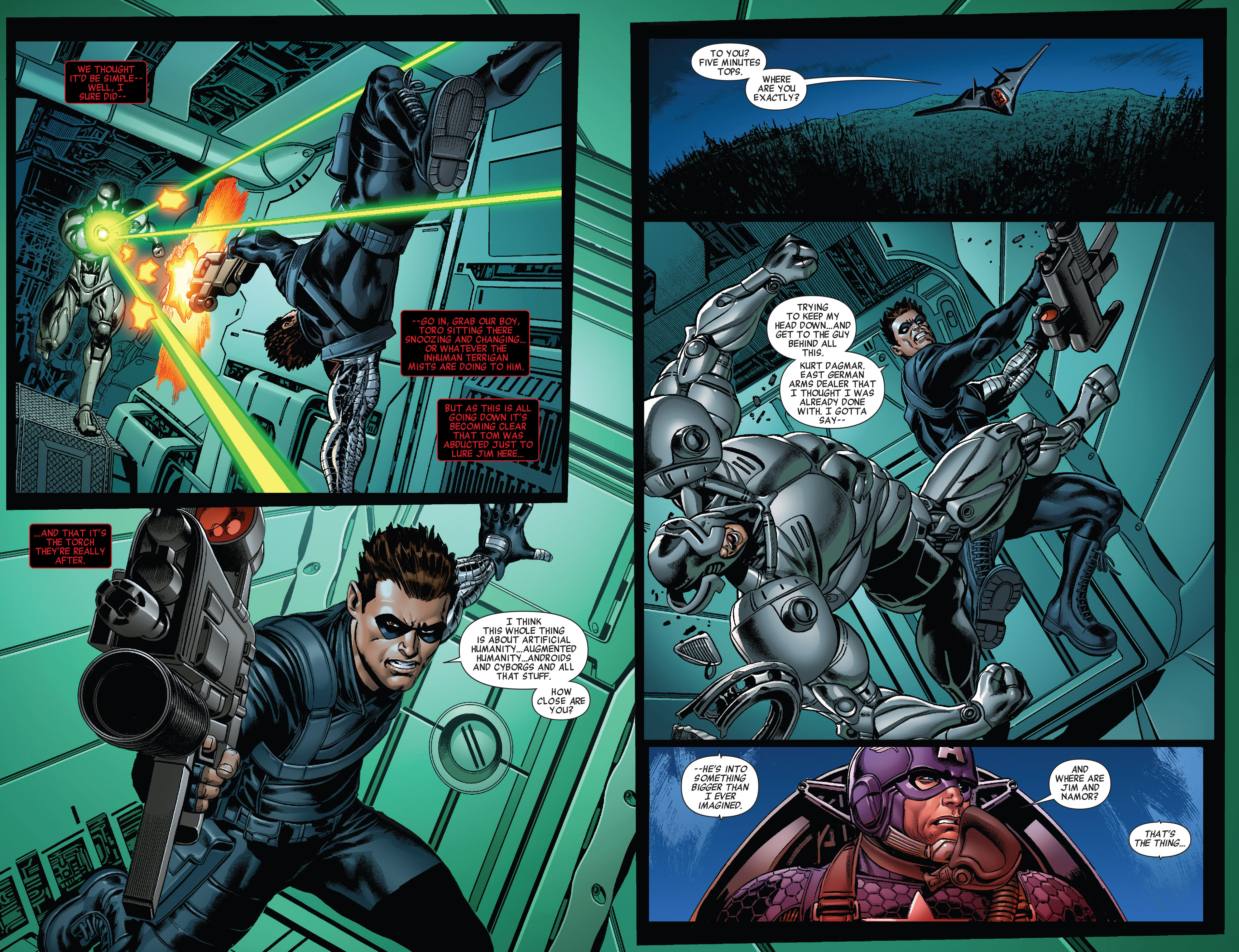 Read online All-New Invaders comic -  Issue #9 - 4