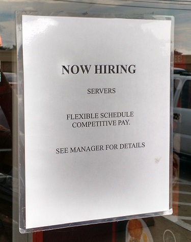 Plano High School Jobs: New Job Lead - Denny's Restaurant is Hiring :)