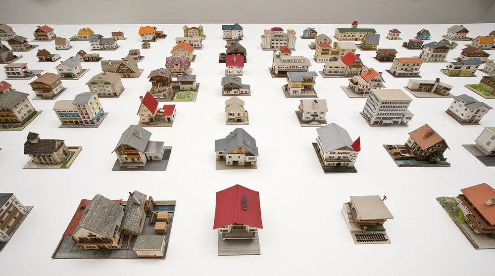 The 387 Houses of Peter Fritz