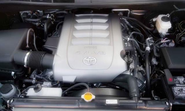 2019 Toyota Sequoia Redesign, Release, Price