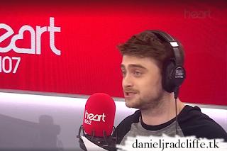Daniel Radcliffe on Heart FM Breakfast