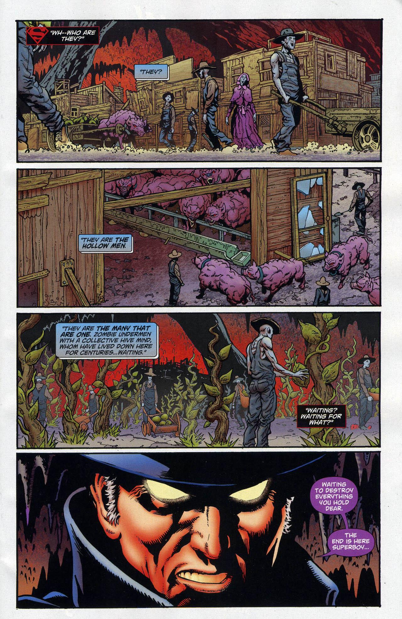 Superboy [I] Issue #9 #9 - English 3