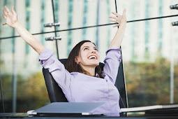 5 Cara Lebih Bahagia Di Tempat Kerja