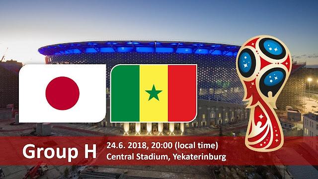 Svetsko prvenstvo: Japan - Senegal uživo prenos