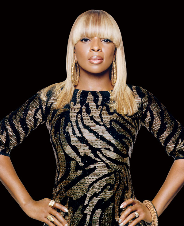 Mary J. Blige Covers Paper Magazine + Video Performance At