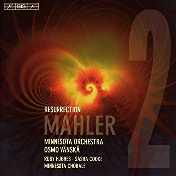 Classical CD Reviews: Mahler Symphony No 2 Vanska Minnesota