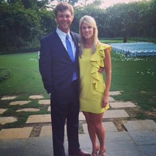 Patton Kizzire And His Wife Kari Hodgdon