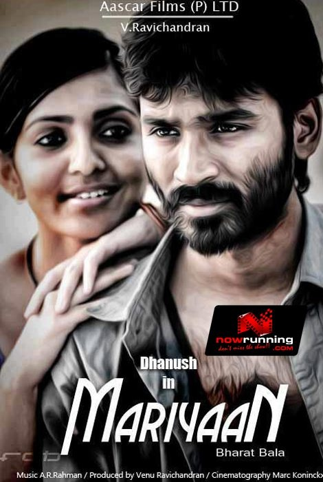 Maryan (2019) Hindi Dubbed Official Teaser 720p HD Download