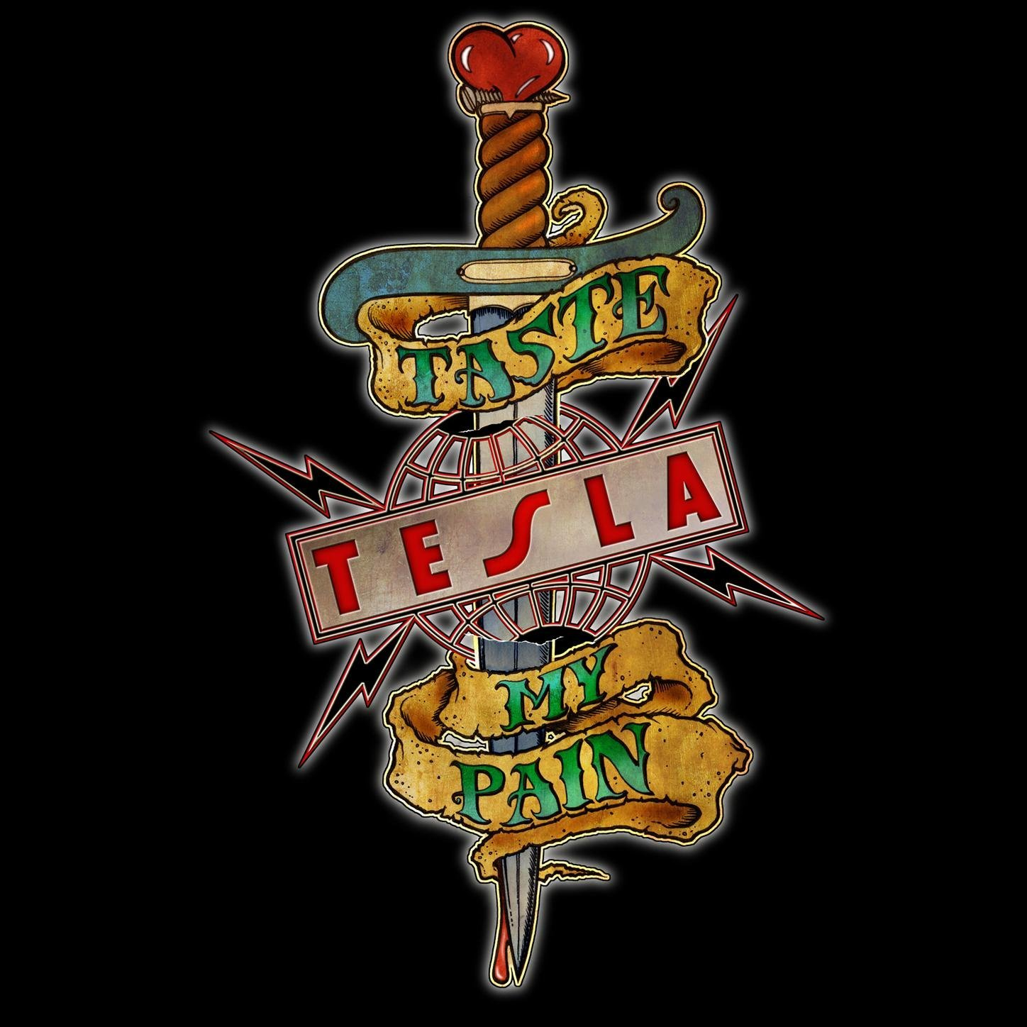 TESLA - Taste My Pain (2013) itunes, mp3, download