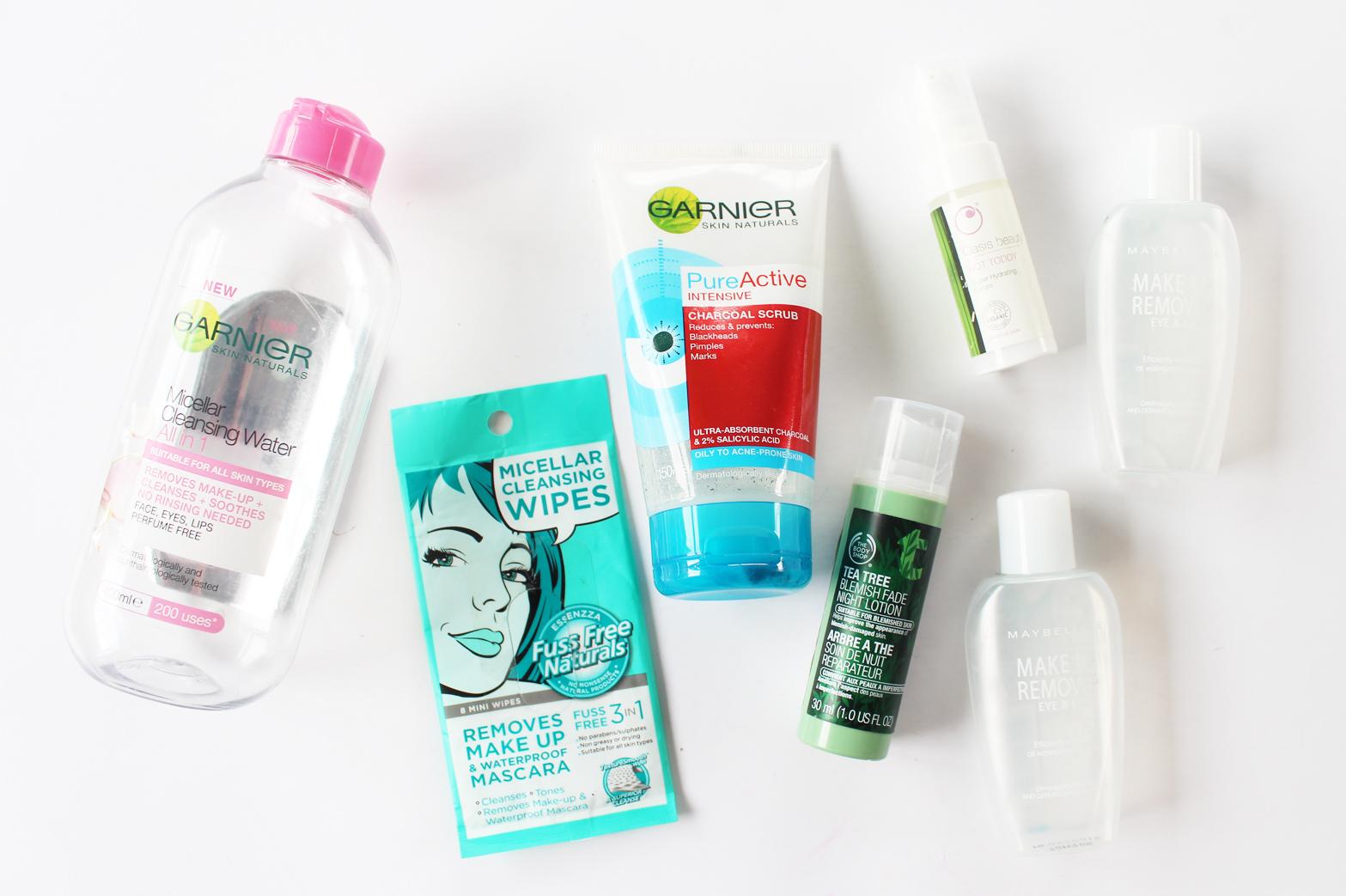 EMPTIES | February '16 - Skincare, Makeup, Hair + More - CassandraMyee