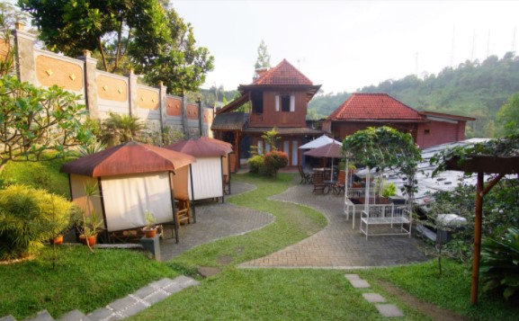 Daftar Hotel di Bandung yang Dekat Tempat Wisata Lembang