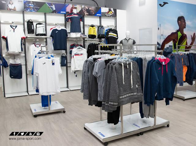 Joma convierte su tienda de Xanadú en su centro de referencia