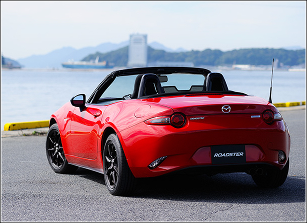 MX-5 Roadster ND Classic Red