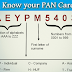 How to decode your PAN number (It contains important information)