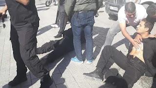 Arrestation d'un suspect en lien avec l'explosion