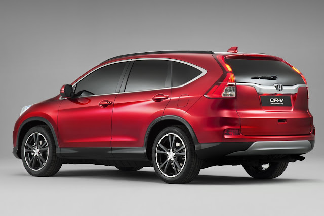 Spesifikasi dan Harga Honda CR-V