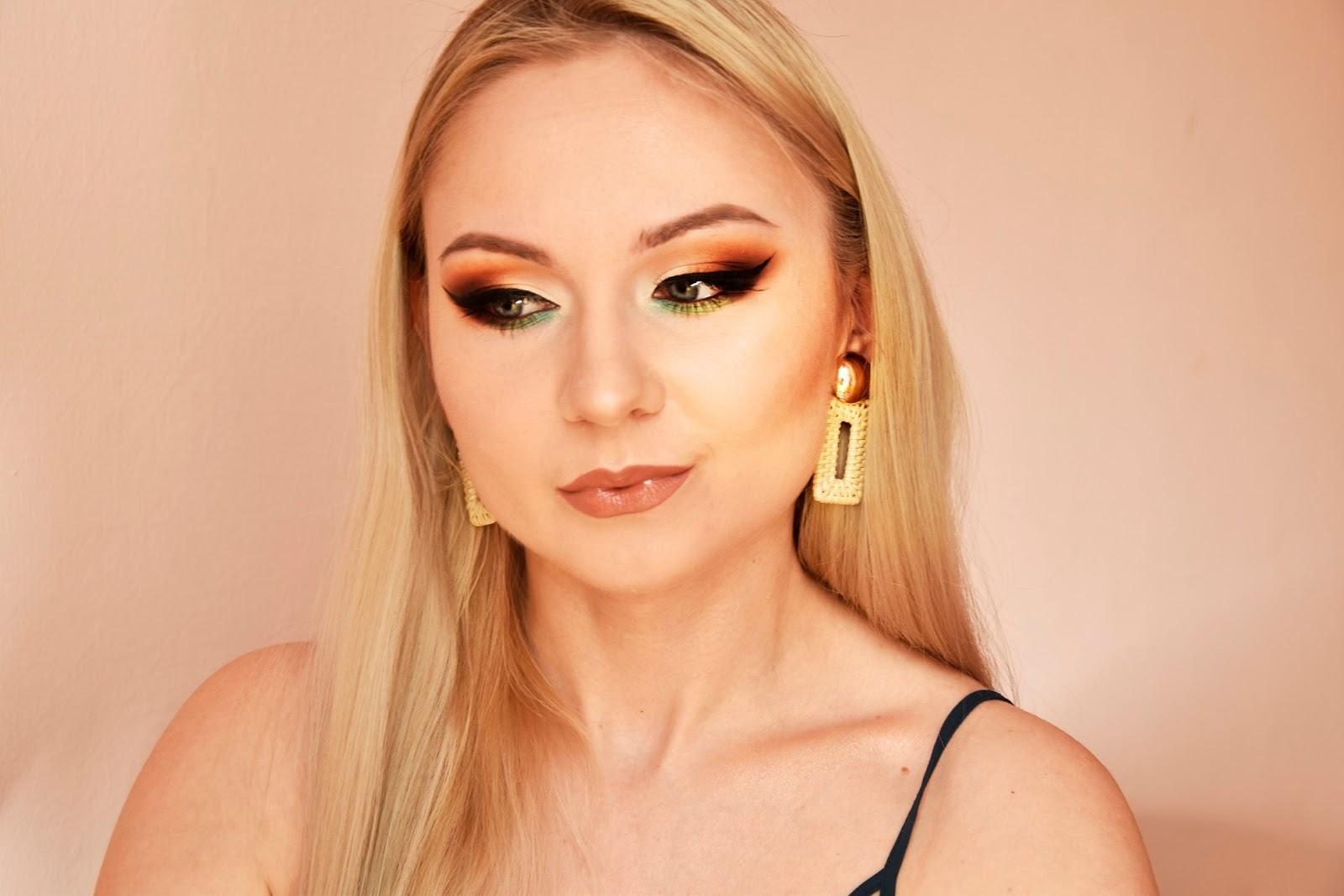 makijaz walentynkowy