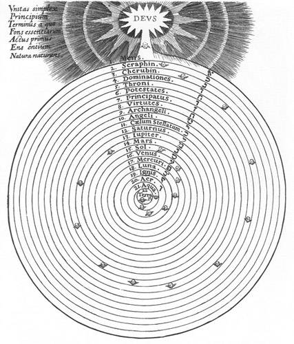 The Sermons of the Refuter: Two views of the Universe