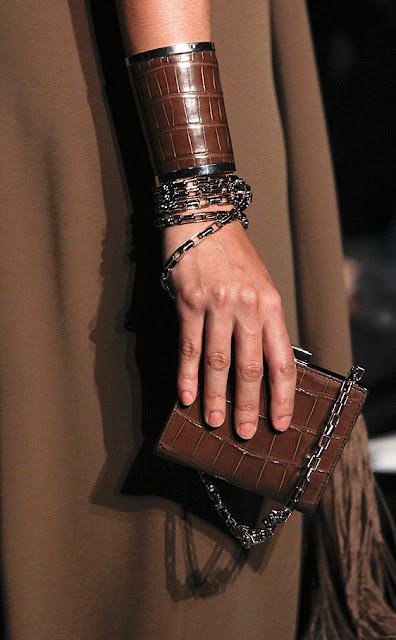 Inspiración bolso con brazalete