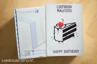 Lootchest Mai 2015 Unboxing