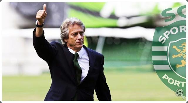 Jorge Jesus Sporting CP 2016-17