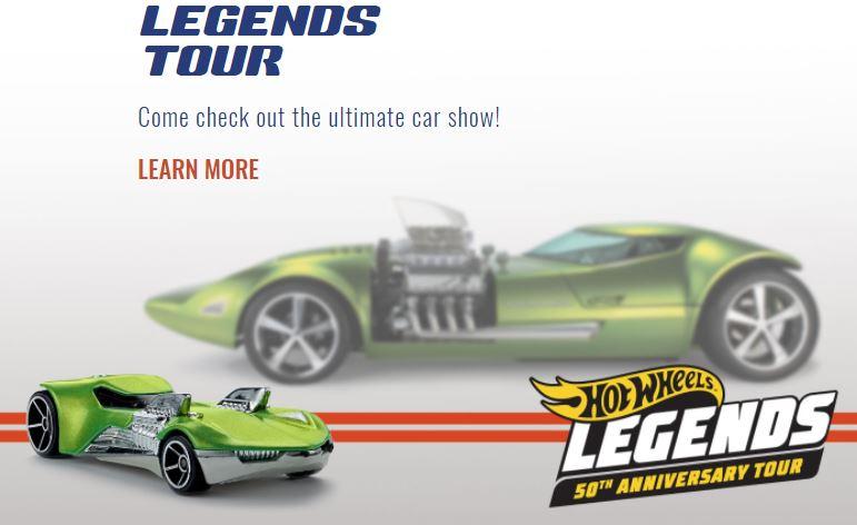 Just A Car Guy Hot Wheels Th Anniversary Saturday April Th - El segundo car show