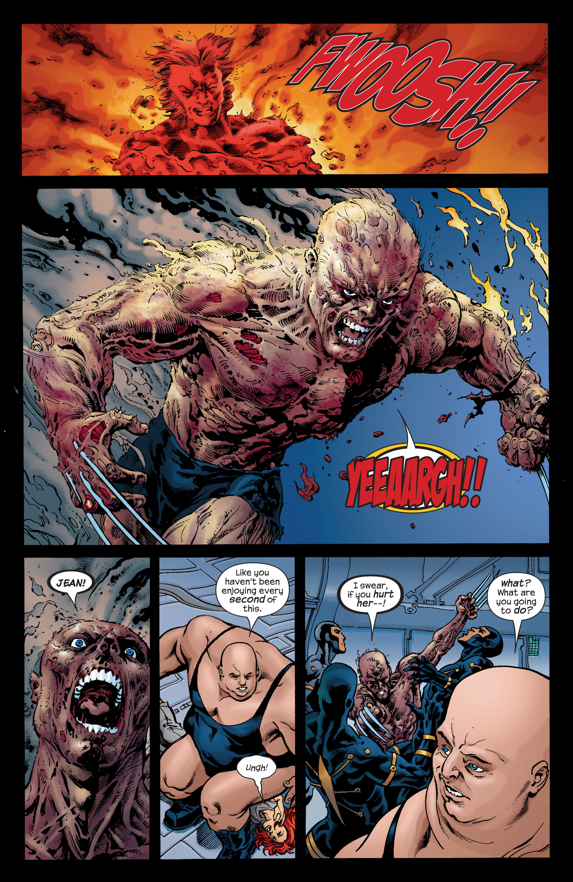 Read online Ultimate X-Men comic -  Issue #74 - 6