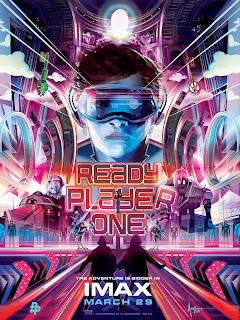 Ready Player One - Segundo  Poster & Segundo Trailer