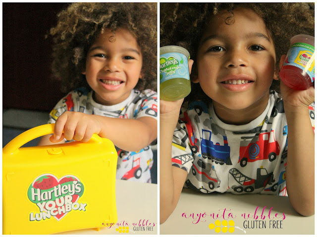 Callum and the #HartleysYourLunchbox Challenge | Anyonita Nibbles