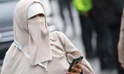 Larang Wanita Bercadar Naik Bis, Sopir Ini Didenda 10 ribu Euro