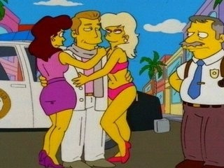 The Simpsons - Season 10 Episode 13: Homer to the Max