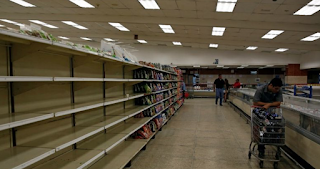 Study: Venezuelans Lost 19 lbs. On Average Over Past Year Due To Lack Of Food