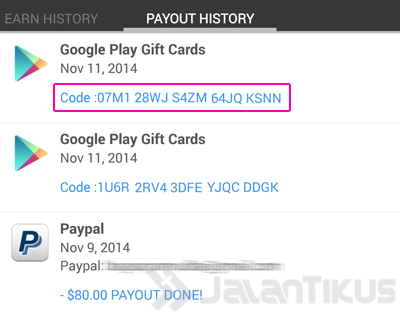 Problems using your gift card, gift code, or promo code