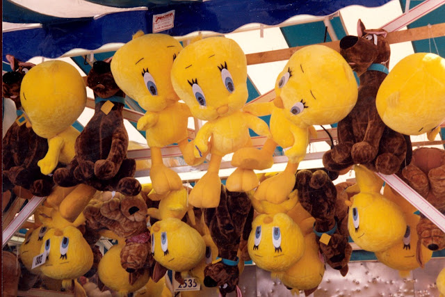 Image: Tweetie birds, Minnesota State Fair, by Kevin Dooley on Flickr