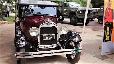O Ford 29 de 1929 mesmo.