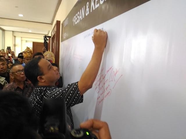 Anis Baswedan : Pendidikan di Aceh Harus Bebas Dari Politik