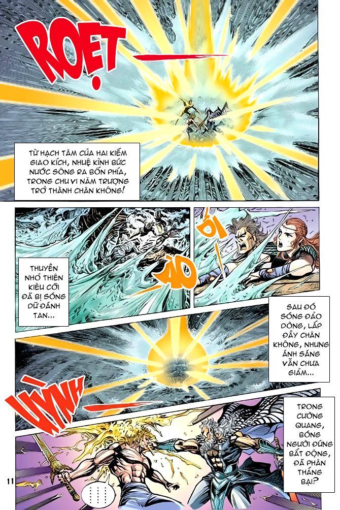 Đại Đường Uy Long chapter 63 trang 10