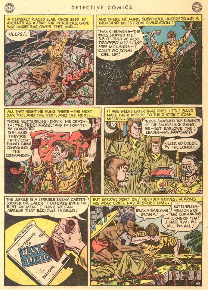 Read online Detective Comics (1937) comic -  Issue #147 - 38